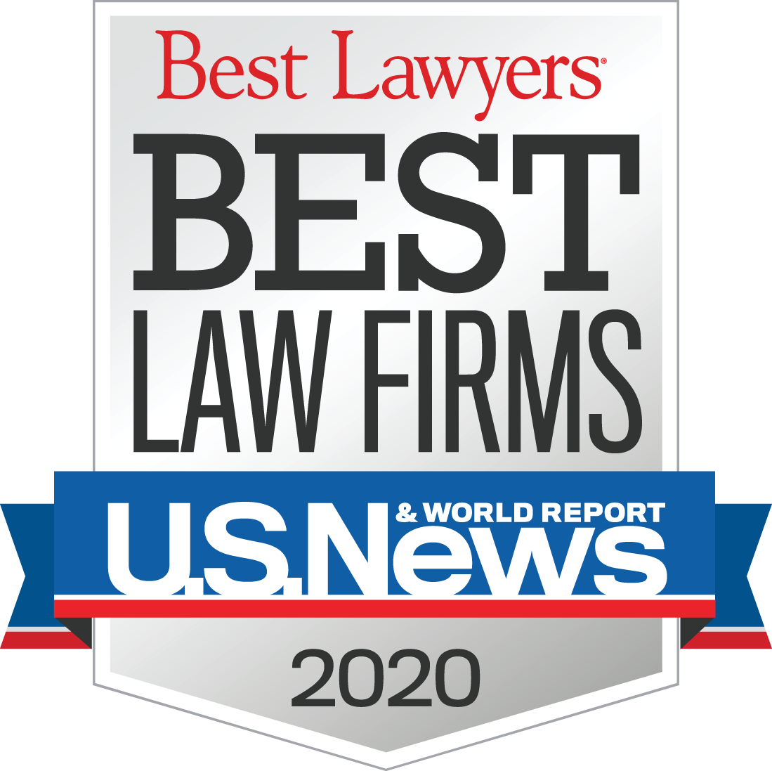 Best Law Firm 2020 - Jackson Lewis PC