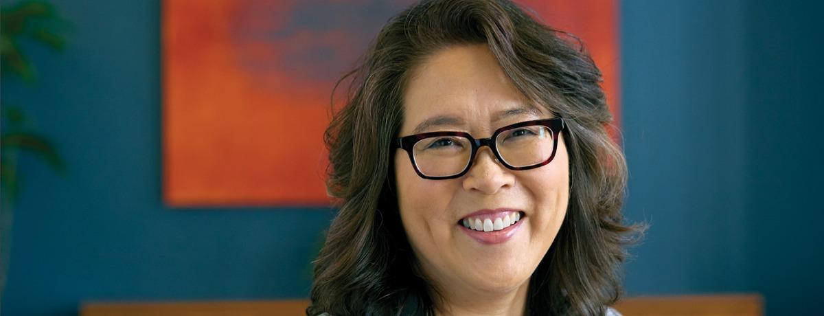2018 Lawyer of the Year Winner Rosemary Fei
