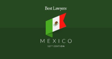 2021 Best Lawyers in Mexico