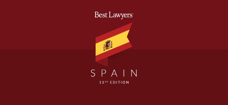 2021 Best Lawyers in Spain