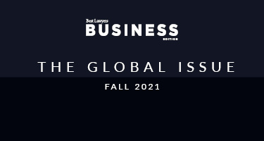 Featured Article 2021 Best Lawyers: The Global Issue