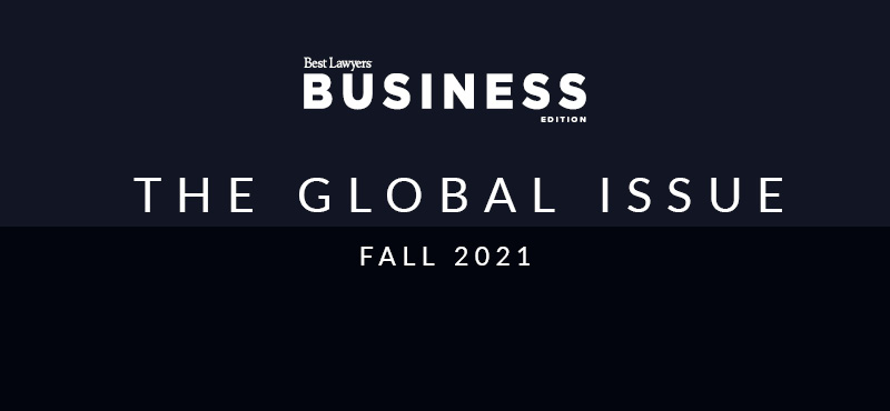 2021 Best Lawyers: The Global Issue