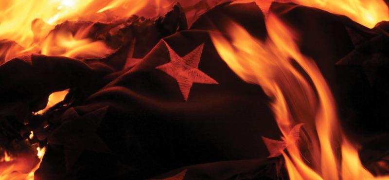 Attorney Brief: Flag Desecration