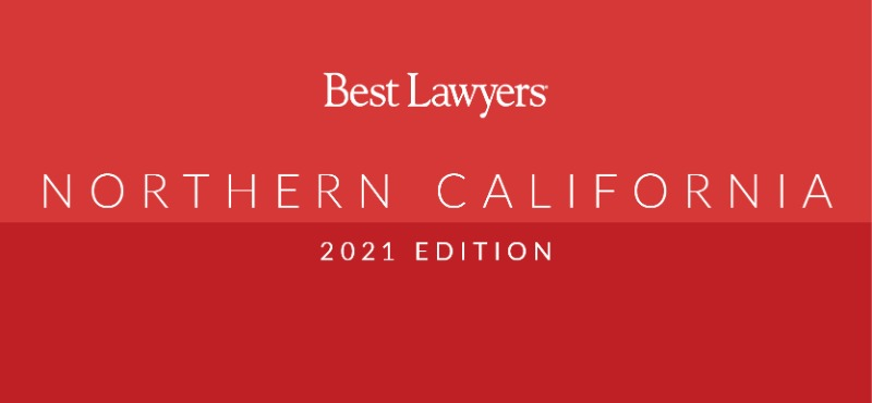 Best Lawyers Northern California 2021