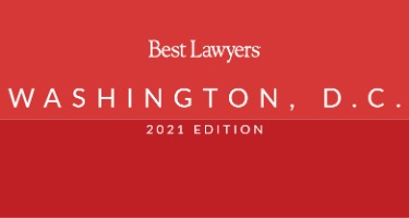 Best Lawyers Washington D.C. 2021