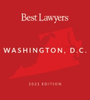Best Lawyers Washington D.C. 2021