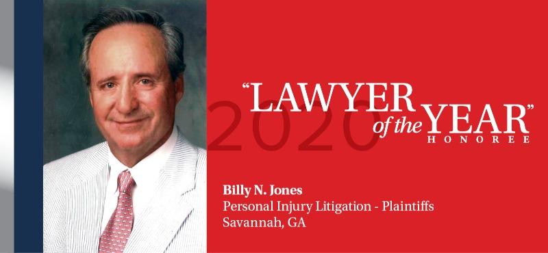 Billy N. Jones