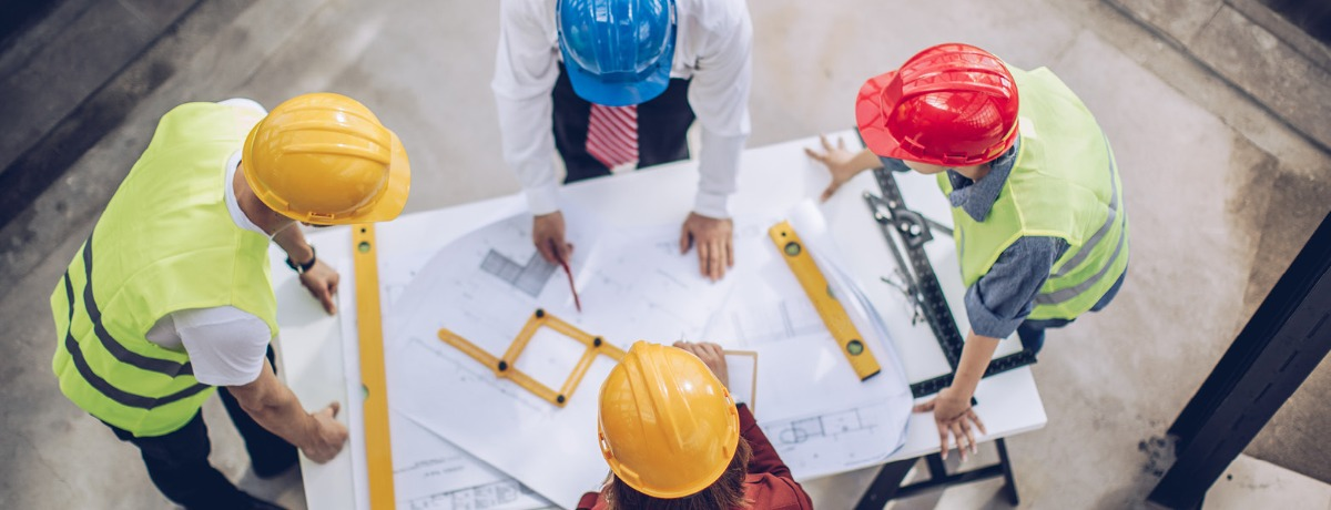 Construction Injury Prevention From Hard Hats