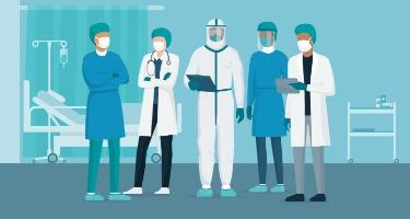 COVID-19 Panel: Health Care