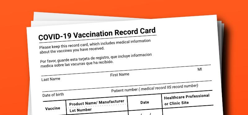 Fake Vaccine Cards Impact Criminal Law