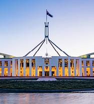 Australian Commission Governance Structure
