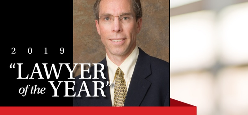 """Kevin R. Casey 2019 """"Lawyer of the Year"""""""