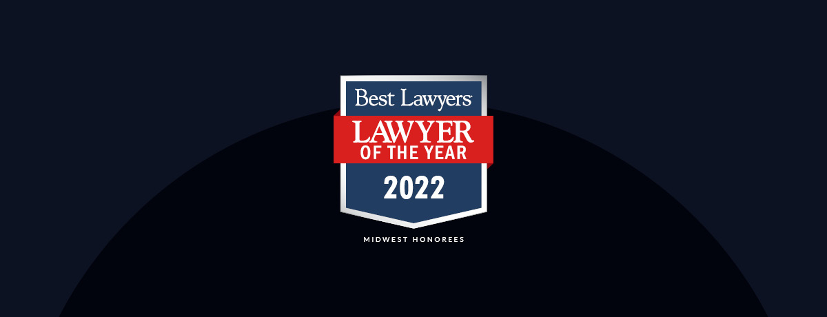 """Midwest """"Lawyer of the Year"""" Honorees"""