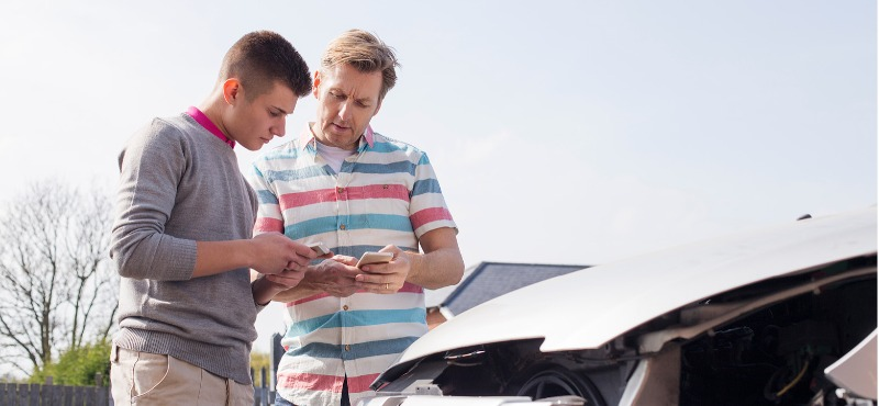 Never Admit Fault After a Car Accident