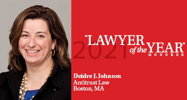 New England 2021 Lawyer of the Year