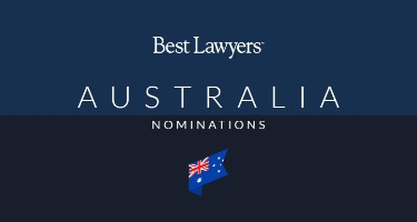 Nominate a Lawyer in Australia