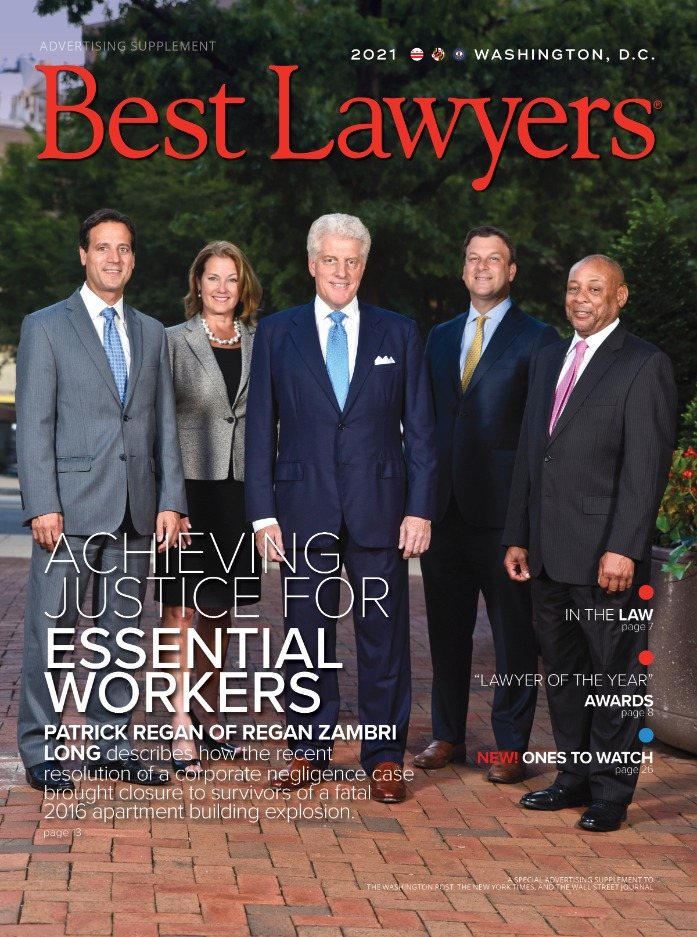 Image for D.C.'s Best Lawyers