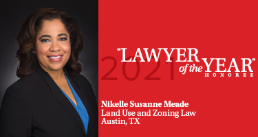Texas 2021 Lawyer of the Year