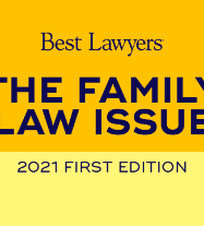 The 2021 Best Lawyers in Family Law