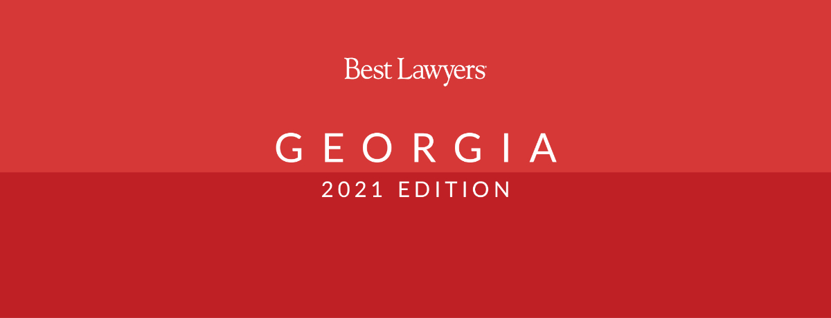 The 2021 Best Lawyers In Georgia