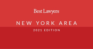 The 2021 Best Lawyers in New York Area