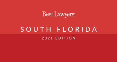 The 2021 Best Lawyers in South Florida