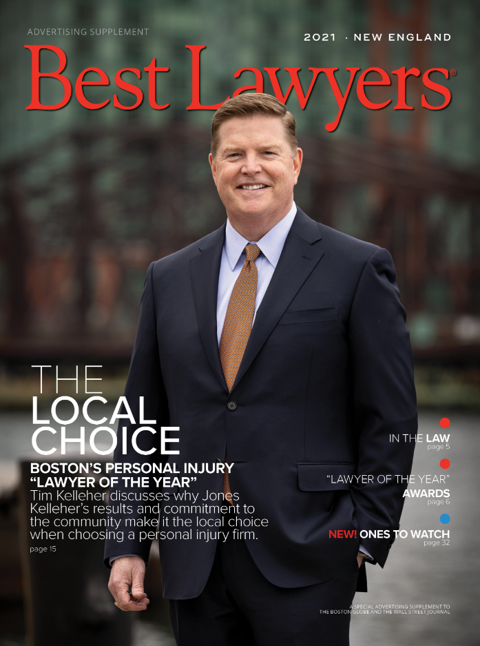 Image for New England's Best Lawyers