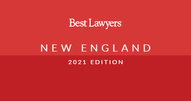 The Best Lawyers in New England