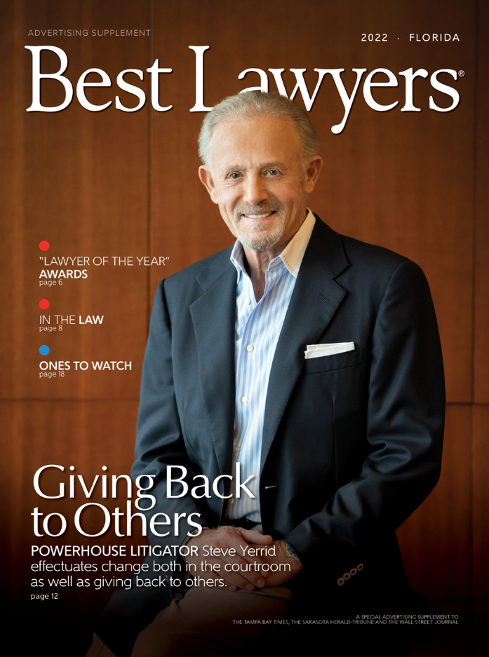 Image for Tampa's Best Lawyers