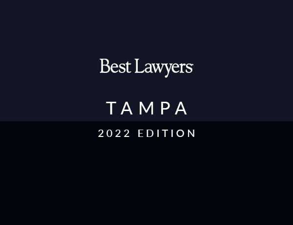 The Best Lawyers in Tampa