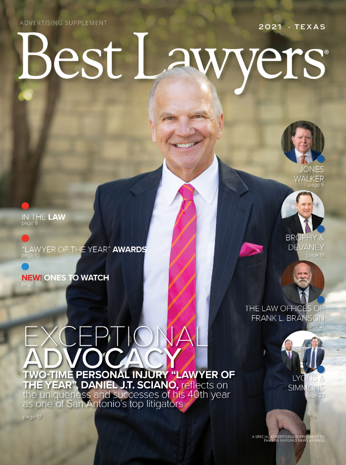 Image for Texas' Best Lawyers