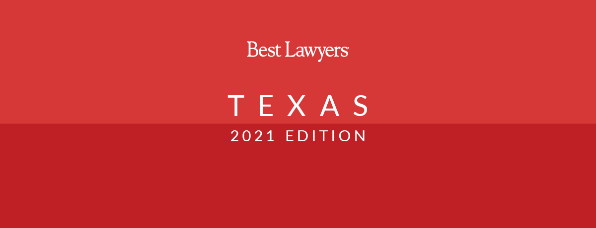 The Best Lawyers in Texas