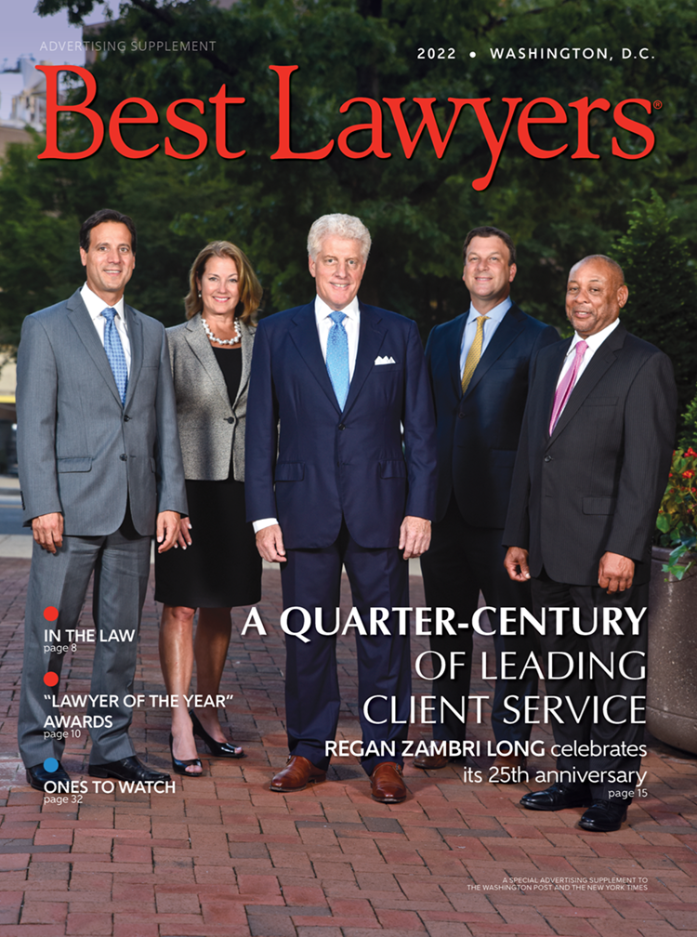 Image for Washington, D.C.'s Best Lawyers