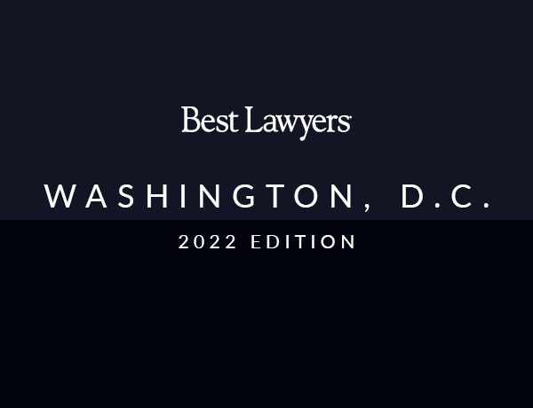The Best Lawyers in Washington, D.C.