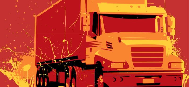 Trucks Pose Hidden Dangers in Summer Travel