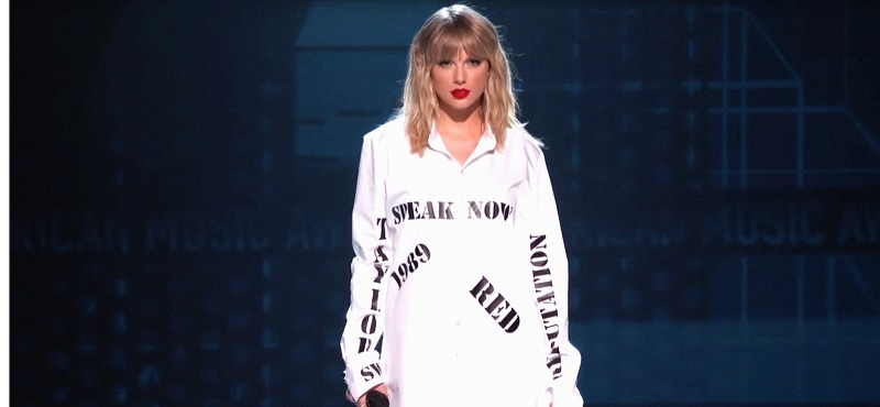 What Are Taylor Swift's Contract Rights