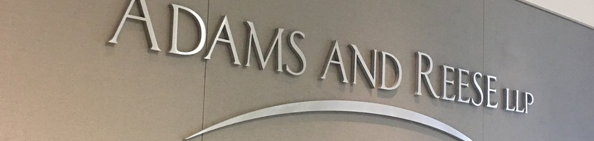 Header Image for Adams and Reese LLP