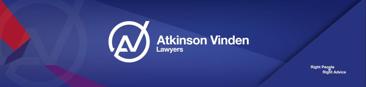 Header Image for Atkinson Vinden Lawyers
