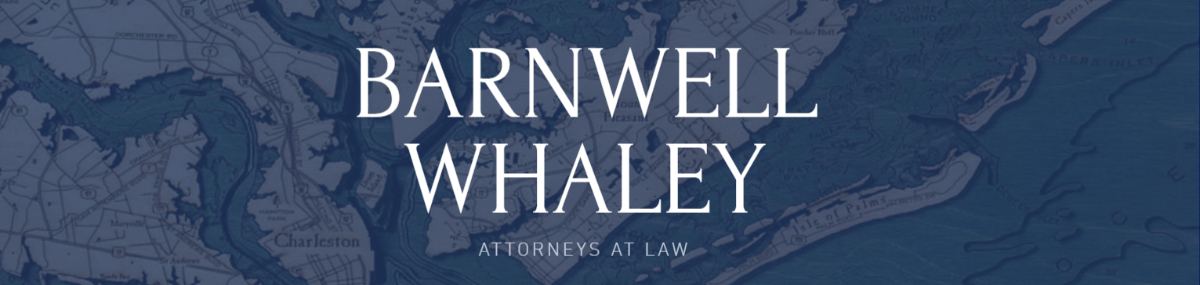 Header Image for Barnwell Whaley Patterson & Helms, LLC