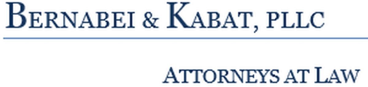 Header Image for Bernabei & Kabat, PLLC