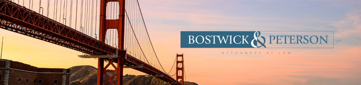 Header Image for Bostwick & Peterson LLP