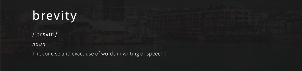 Header Image for Brevity Law