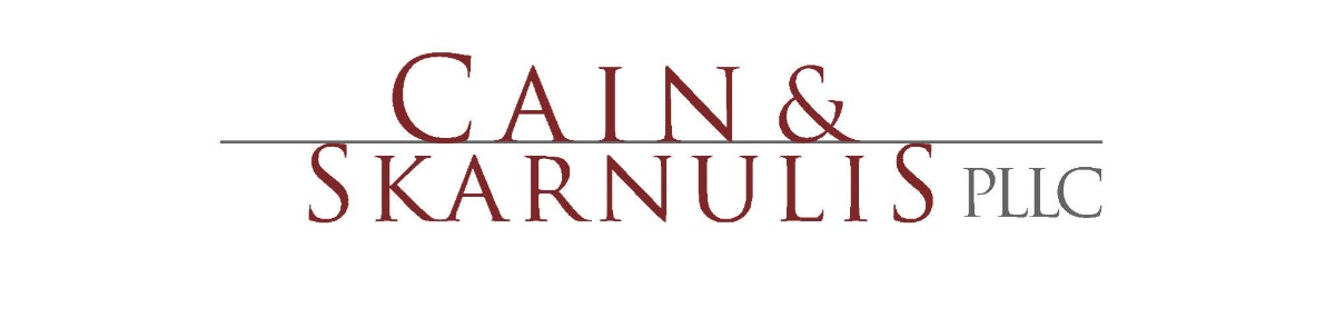 Header Image for Cain & Skarnulis PLLC