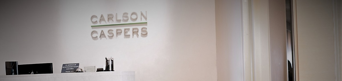 Header Image for Carlson Caspers, P.A.