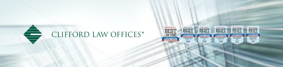 Header Image for Clifford Law Offices