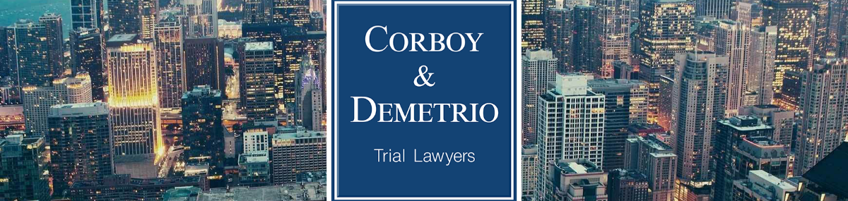 Header Image for Corboy & Demetrio