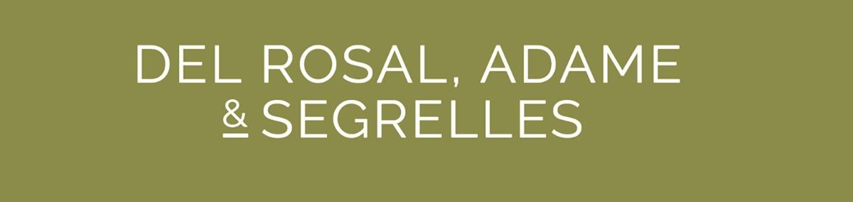 Header Image for Del Rosal, Adame & Segrelles