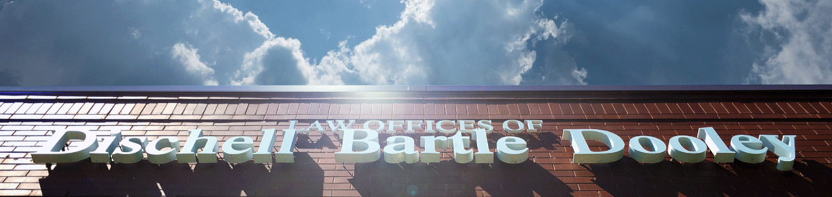 Header Image for Dischell, Bartle & Dooley, P.C.