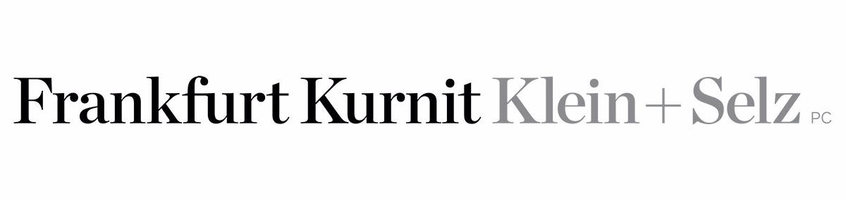 Header Image for Frankfurt Kurnit Klein & Selz, PC