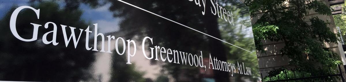 Header Image for Gawthrop Greenwood, PC